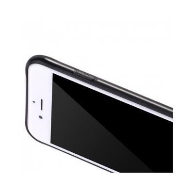 Carcasa protectie spate cu suprafata mata pentru iPhone 7 Plus, neagra1