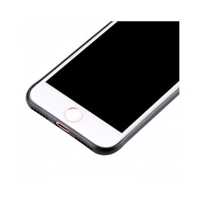 Carcasa protectie spate cu suprafata mata pentru iPhone 7 Plus, neagra3