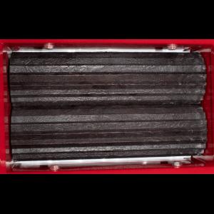 Zdrobitor manual de struguri, 200Kg/Ora, Cuva 25 Litri Detasabila, FERMER HGP-50, Model (2019)2