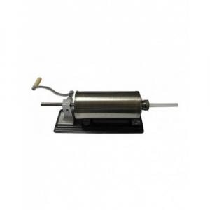 Masina manuala de facut carnati orizontala, inox , 5.5kg, 5 palnii incluse1