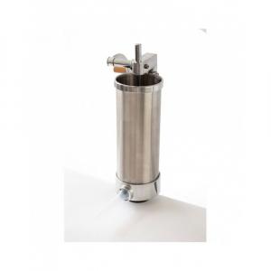Aparat de umplut carnati vertical, inox , 4kg, 4 palnii incluse1