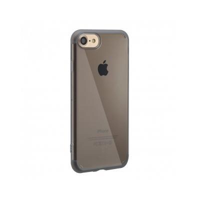 Carcasa protectie BASEUS din gel TPU pentru iPhone 7 4.7 inch, neagra1
