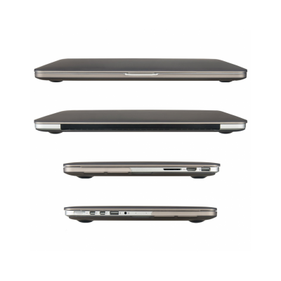 Carcasa protectie slim din plastic pentru MacBook Pro 13.3 inch (Non Retina)4