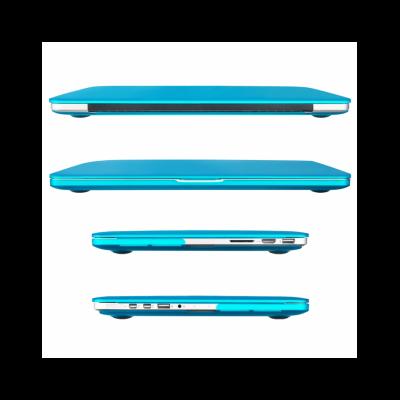 Carcasa protectie slim din plastic pentru MacBook Pro 15.4 inch (Non Retina)2