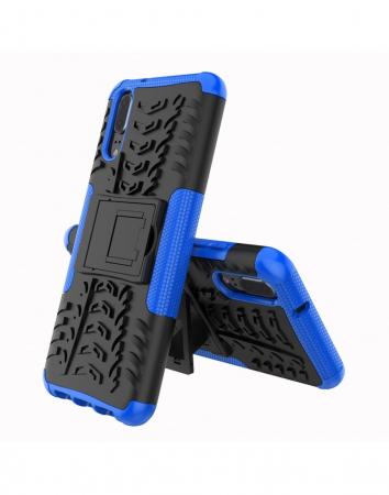 Carcasa protectie spate anti-alunecare pentru Huawei P20