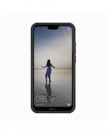 Carcasa protectie spate anti-alunecare pentru Huawei P20 Lite3