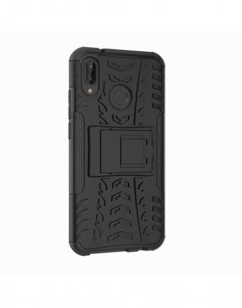 Carcasa protectie spate anti-alunecare pentru Huawei P20 Lite2