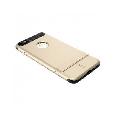 Carcasa protectie spate BASEUS din plastic si gel TPU cu suport pentru iPhone 7 4.7 inch3