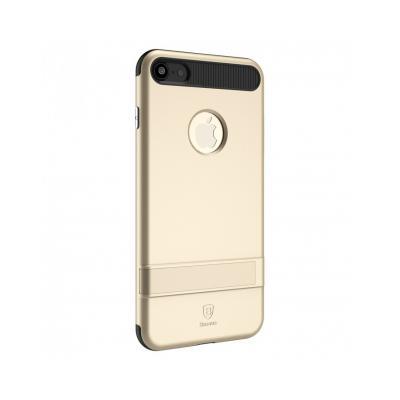 Carcasa protectie spate BASEUS din plastic si gel TPU cu suport pentru iPhone 7 4.7 inch1