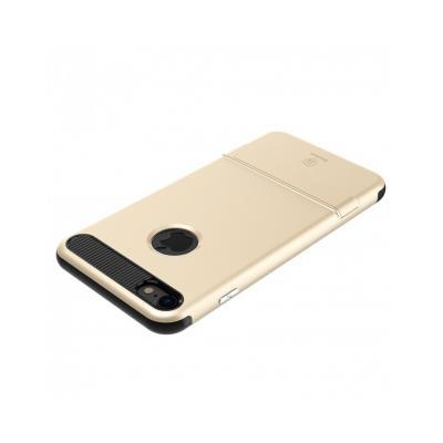 Carcasa protectie spate BASEUS din plastic si gel TPU cu suport pentru iPhone 7 4.7 inch2