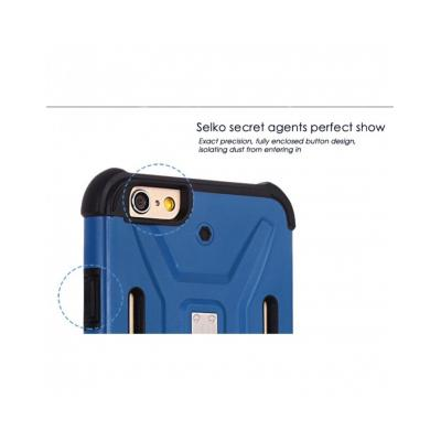 Carcasa protectie spate BENWIS din plastic si gel TPU pentru iPhone 6 / 6s4