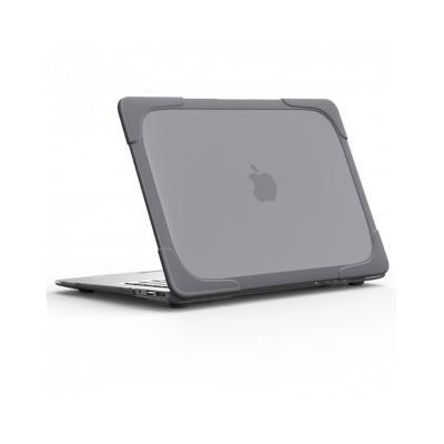 Carcasa protectie spate Heavy Duty cu suport pentru MacBook Air 13.3 inch17
