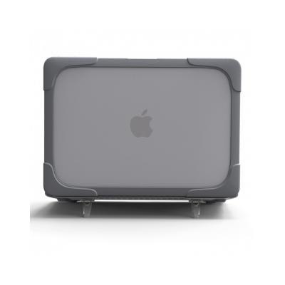Carcasa protectie spate Heavy Duty cu suport pentru MacBook Air 13.3 inch13