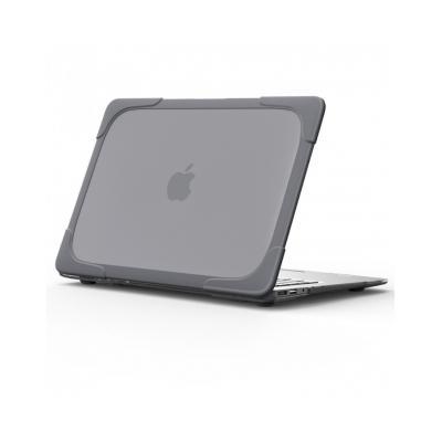 Carcasa protectie spate Heavy Duty cu suport pentru MacBook Air 13.3 inch16