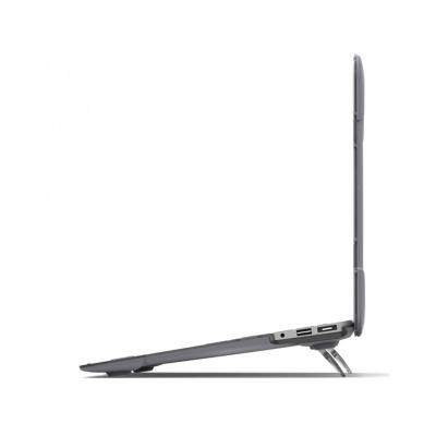 Carcasa protectie spate Heavy Duty cu suport pentru MacBook Air 13.3 inch9