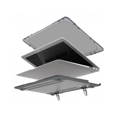 Carcasa protectie spate Heavy Duty cu suport pentru MacBook Air 13.3 inch18
