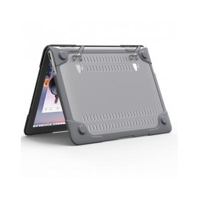 Carcasa protectie spate Heavy Duty cu suport pentru MacBook Air 13.3 inch15