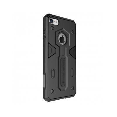 Carcasa protectie spate Defender II pentru iPhone 7 4.7 inch, neagra0