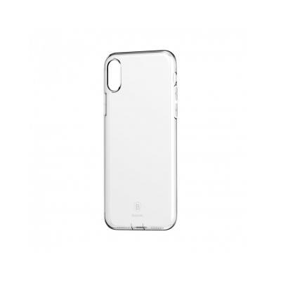 Carcasa protectie spate din gel TPU cu dopuri anti-praf pentru iPhone X 5.8 inch0