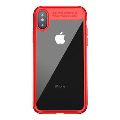 Carcasa protectie spate din gel TPU si plastic pentru iPhone X 5.8 inch1