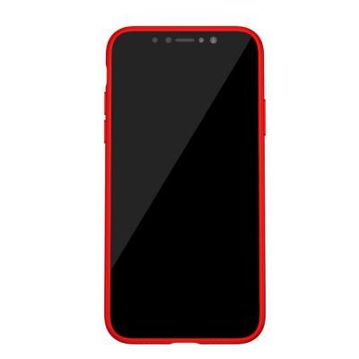 Carcasa protectie spate din gel TPU si plastic pentru iPhone X 5.8 inch2