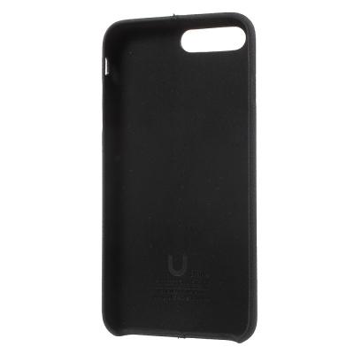 Carcasa protectie spate din piele ecologica si plastic pentru iPhone 8 / 7 4.7 inch1