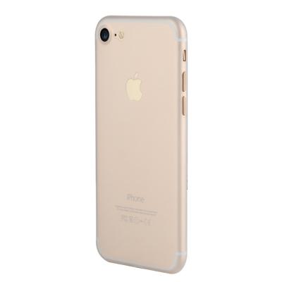Carcasa protectie spate din plastic 0.4 mm pentru iPhone 7/ iPhone 81