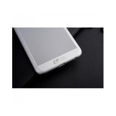 """Carcasa protectie spate din plastic mesh pentru Iphone 6 Plus 5.5"""" - gri2"""