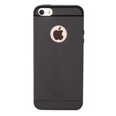 Carcasa protectie spate din silicon pentru iPhone SE / 5S / 50