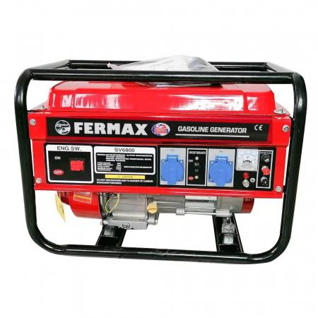 Generator electric pe benzina FERMAX, 2800W, 7Cp [4]