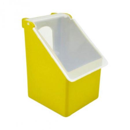 Hranitoare pentru porumbei cu 1 compartiment set 10 bucati [5]