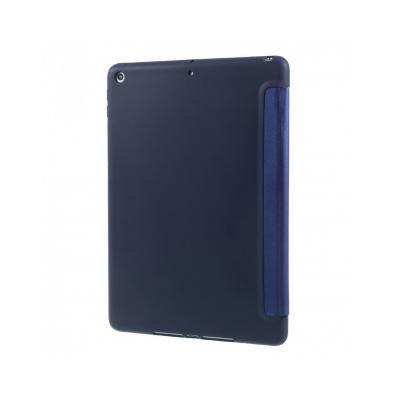 Husa de protectie cu carcasa spate din silicon pentru iPad 9.7 (2017/2018), neagra3