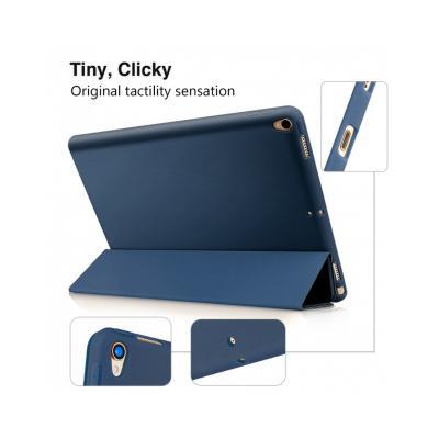 """Husa de protectie din piele ecologica si gel TPU pentru iPad Pro 10.5"""" (2017)2"""