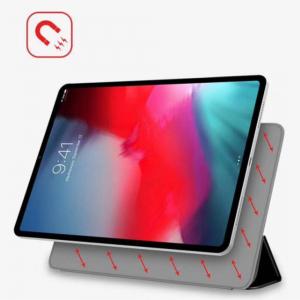 Husa de protectie din piele ecologica pentru iPad Pro 11'' (2018)3