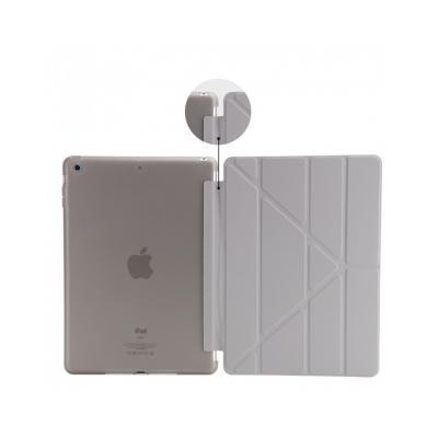 Husa protectie cu spate din gel TPU pentru iPad 9.7 (2017/2018)0
