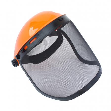 Masca protectie motocoasa cu viziera [0]