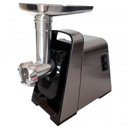 Masina de tocat carne electrica Model MGG-081, 1600 W, accesorii incluse [0]
