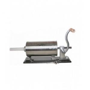 Masina manuala de facut carnati orizontala, inox , 4kg, 4 palnii incluse2