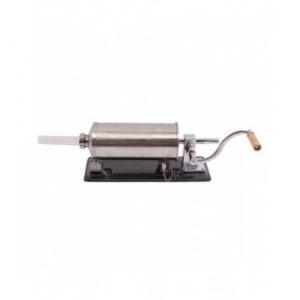 Masina manuala de facut carnati orizontala, inox , 4kg, 4 palnii incluse1