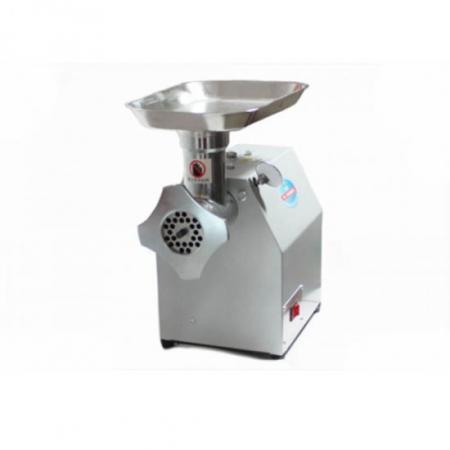 Masina de tocat carne electrica profesionala MK-12, Micul Fermier, 800w, 150Kg/h, inox [0]