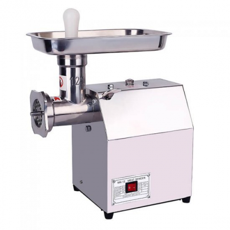 Masina de tocat carne electrica profesionala MK-12, Micul Fermier, 800w, 150Kg/h, inox [3]