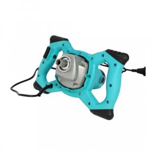Mixer amestecator electric de mortar, adezivi si vopsea, DeToolz, 1200 W, 700 RPM0