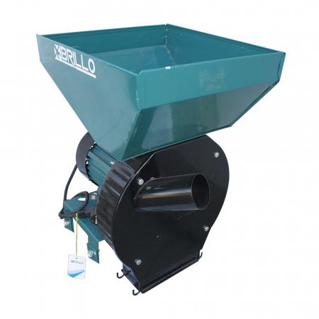 Moara electrica cu suport Brillo Professional, 3.8KW, 250 kg/heq [1]