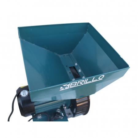 Moara electrica cu suport Brillo Professional, 3.8KW, 250 kg/heq [3]