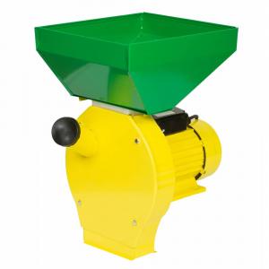 Moara cu ciocanele 3 in 1 (boabe, stiuleti, lucerna) PROCRAFT ME3500, Cuva Mare, 3500W, 200kg/h, 3000 rpm [2]