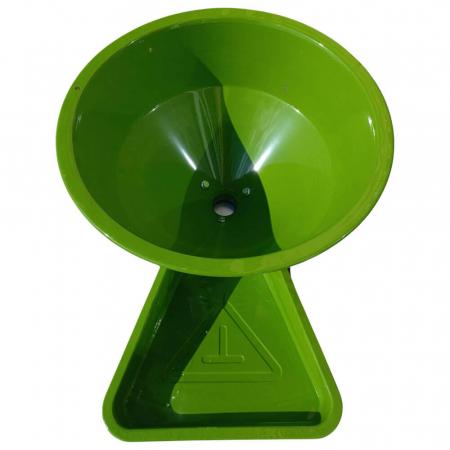 Moara cu ciocanele 2 in 1 pentru uruiala de cereale, Fermax, 2.2 Kw, 2800 rpm, 240 Kg/h, cuva mare [3]