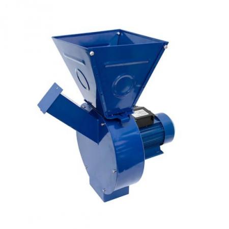 Moara cu ciocanele 3.5KW, 350Kg/Ora ( 2 in 1 ), ALPIN Profi (CM-1.5G) pentru macinat cereale si stiuleti3