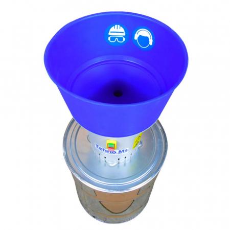 Moara pentru cereale electrica HOLZ MILL-50L INOX3