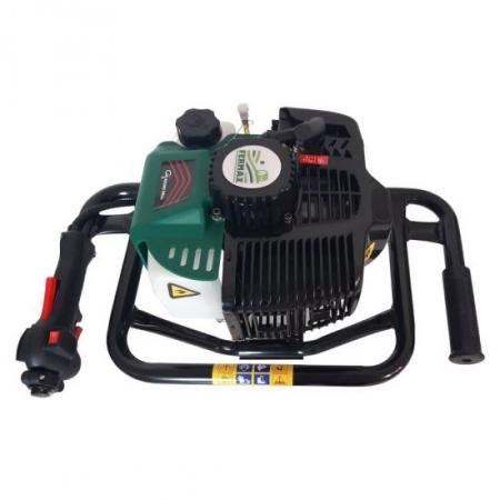 Motor Motoburghiu Foreza Fermax , 4 CP, 200 rpm7
