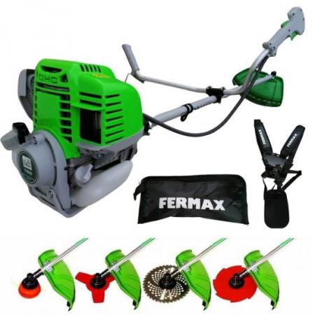 Motocositoare Fermax T5600, motor 4 timpi, 7CP, accesorii incluse2